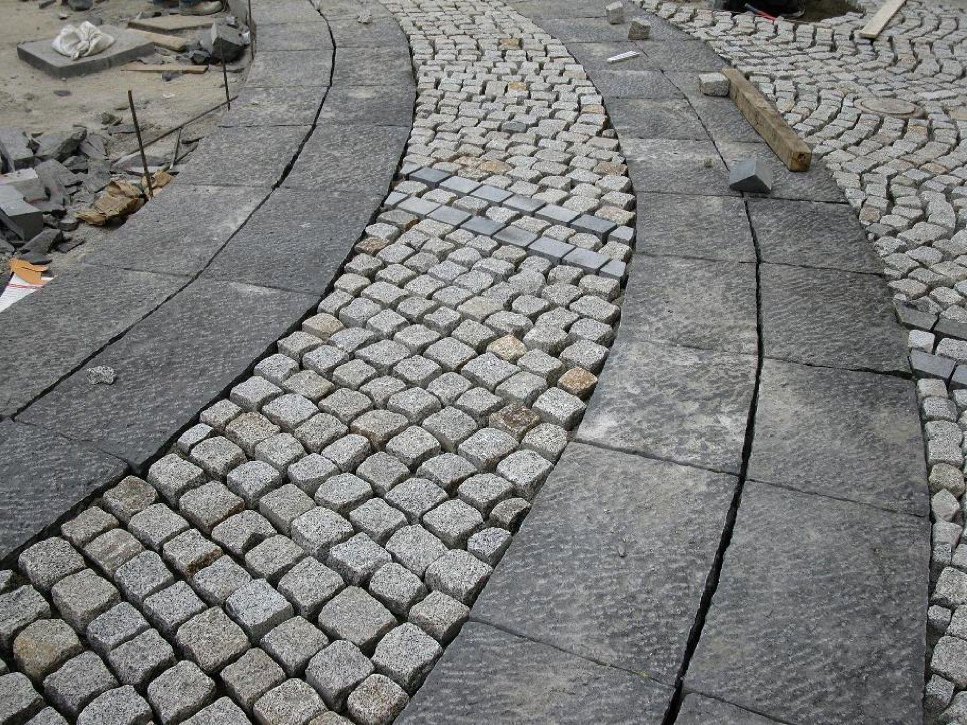 Recupero Pavimentazione Pietra Lavica - Crotone